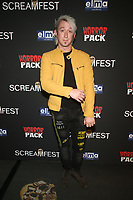 HOLLYWOOD, CA - OCTOBER 12: Miles Franco, at the 21st Screamfest Opening Night Screening Of The Retaliators at Mann Chinese 6 Theatre in Hollywood, California on October 12, 2021. Credit: Faye Sadou/MediaPunch