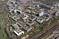 Bergedorf West: EUROPA, DEUTSCHLAND, HAMBURG, (EUROPE, GERMANY), 01.04.2019: Bergedorf West