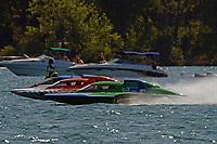 "Mike Monahan, GP-35 ""TM Special"", Doug Rapp, GP-79 ""Bad Influence"", Brandon Kennedy, GP-25 ""H8 Cancer Racing""       (Grand Prix Hydroplane(s)"