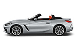 Car Driver side profile view of a 2019 BMW Z4 Sport 2 Door Convertible Side View