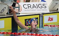 Hayley McIntosh (1500m free) AON New Zealand Swimming Champs, National Aquatic Centre, Auckland, New Zealand. Monday 5 April 2021 Photo: Simon Watts/www.bwmedia.co.nz