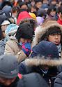 The Unified Progressive Party demo in Seoul