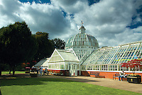 Glasshouse, Queen's Park, Glasgow
