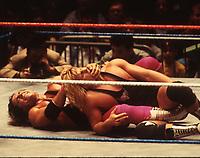 Bret & Owen Hart 1994<br /> Photo By John Barrett/PHOTOlink