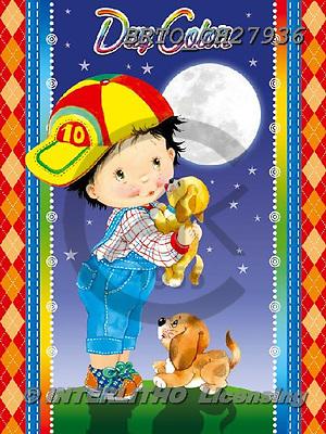 Alfredo, CHILDREN, KINDER, NIÑOS, paintings+++++,BRTOCH27936,#k# ,everyday