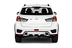 Straight rear view of a 2020 Mitsubishi Mitsubishi ASX ASX Diamond Edition 5 Door SUV stock images