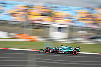 8th October 2021; Formula 1 Turkish Grand Prix 2021 free practise at the Istanbul Park Circuit, Istanbul;  Lance Stroll CAN 18, Aston Martin Cognizant Formula One Team