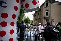 Michael Gogl (AUT/Qhubeka NextHash)<br /> <br /> Stage 5 (ITT): Time Trial from Changé to Laval Espace Mayenne (27.2km)<br /> 108th Tour de France 2021 (2.UWT)<br /> <br /> ©kramon