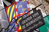 Bourgogne Beaune stock photo samples