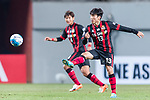 FC Seoul Midfielder Go Yohan in action during the AFC Champions League 2017 Group F match between FC Seoul (KOR) vs Western Sydney Wanderers (AUS) at the Seoul World Cup Stadium on 15 March 2017 in Seoul, South Korea. Photo by Chung Yan Man / Power Sport Images