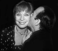 Shirley MacLaine Francesco Scavullo 1984<br /> Photo by Adam Scull/PHOTOlink