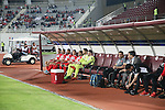 Al Wahda (UAE) vs Persepolis FC (IRN) during the AFC Champions League 2017 Group D match at the Al Nahyan Stadium on 28 February 2017 in Abu Dhabi, United Arab Emirates. Photo by Stringer / Lagardere Sports