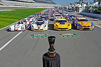 22-25 January, 2015, Daytona Beach, Florida USA<br /> Patron North American Endurace Cup and the 53rd Rolex 24 at Daytona full field.<br /> ©2015, F. Peirce Williams