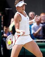 29-6-07,England, Wimbldon, Tennis, Michaella Krajicek