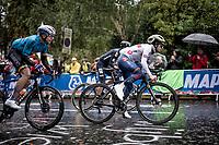 Adam Yates (GBR/Mitchelton-Scott)<br /> <br /> Elite Men Road Race from Leeds to Harrogate (shortened to 262km)<br /> 2019 UCI Road World Championships Yorkshire (GBR)<br /> <br /> ©kramon