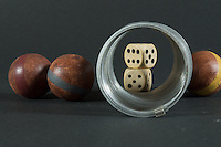 Games: Dice, balls and a Slinky