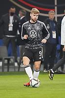 Timo Werner (Deutschland Germany) - Hamburg 08.10.2021: Deutschland vs. Rumänien, Volksparkstadion Hamburg