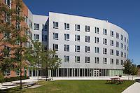 Ashdown House, MIT, Cambridge, MA (architect = William Rawn, 2008) (engr = R. G. Vanderweil)