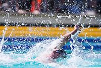 Santa Clara, California - Sunday June 5, 2016:  Conor Dwyer races in the Men's 200 LC Meter IM at the Arena Pro Swim Series at Santa Clara morning session.