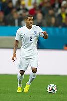Glen Johnson of England