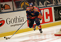 Jimmy Pettersson (Djurgardens)<br /> Djurgardens IF vs. Lelea HF<br /> *** Local Caption *** Foto ist honorarpflichtig! zzgl. gesetzl. MwSt. Es gelten ausschließlich unsere unter <br /> <br /> Auf Anfrage in höherer Qualitaet/Aufloesung. Belegexemplar an: Marc Schueler, Am Ziegelfalltor 4, 64625 Bensheim, Tel. +49 (0) 6251 86 96 134, www.gameday-mediaservices.de. Email: marc.schueler@gameday-mediaservices.de, Bankverbindung: Volksbank Bergstrasse, Kto.: 151297, BLZ: 50960101