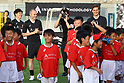 Andres Iniesta football academy in Osaka