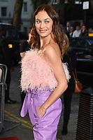 "Olga Kurylenko<br /> arriving for the premiere of ""Johnny English Strikes Again"" at the Curzon Mayfair, London<br /> <br /> ©Ash Knotek  D3436  03/10/2018"