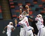 Tulane falls to SMU 31-17 in the Louisiana Superdome.
