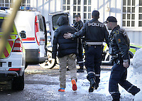 Oslo: Ullevaal Hospital shooting by Fredrik Naumann