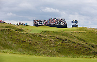 190719 | The 148th Open - Day 2<br /> <br /> The famous 16th hole  called 'Calamity' during the 148th Open Championship at Royal Portrush Golf Club, County Antrim, Northern Ireland. Photo by John Dickson - DICKSONDIGITAL
