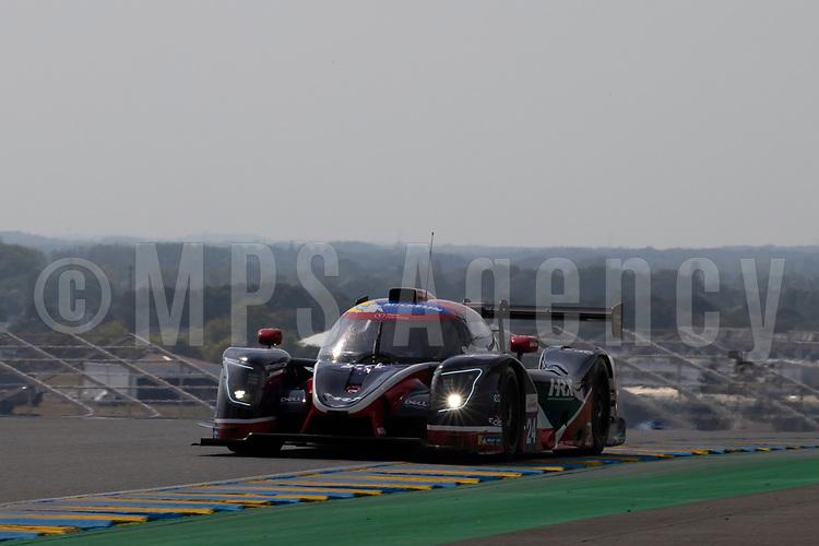 #24 UNITED AUTOSPORTS (GBR) LIGIER JS P320 - NISSAN DANIEL SCHNEIDER (BRA) ANDREW MEYRICK (GBR)