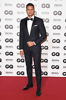 Jermaine Jenas<br /> at the GQ Men of the Year Awards 2018 at the Tate Modern, London<br /> <br /> ©Ash Knotek  D3427  05/09/2018
