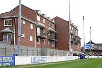 Flats on the Bridge Road side of the Recreation Ground - Grays Athletic Football Club - 03/04/04 - MANDATORY CREDIT: Gavin Ellis/TGSPHOTO. Self-Billing applies where appropriate. NO UNPAID USE. Tel: 0845 094 6026