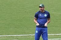 Campinas (SP), 07/03/2021 - Técnico Allan Aal do Guarani. Partida entre Guarani e Red Bull Bragantino válida pela 3. rodada do Campeonato Paulista no estádio Brinco de Ouro em Campinas, interior de São Paulo, neste domingo (07).