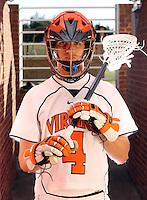 Gavin Gill at the University of Virginia in Charlottesville, Virginia. Photo/Andrew Shurtleff.