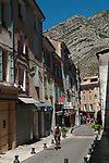 Sisteron is a commune in the Alpes-de-Haute-Provence department in the Provence-Alpes-Côte d'Azur region in southeastern France. Sisteron is situated on the banks of the River Durance 2017