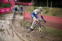 Corne van Kessel (NED/Tormans)<br /> <br /> 2021 UCI CX World Cup Overijse (BEL)<br /> Vlaamse Druivencross<br /> <br /> Men's Race<br /> <br /> ©kramon