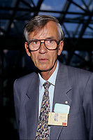 Jean Campeau<br /> , aout 1993<br /> <br /> PHOTO :   Agence Quebec Presse