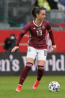 Sara Däbritz (Deutschland, Germany) - 10.04.2021 Wiesbaden: Deutschland vs. Australien, BRITA Arena, Frauen, Freundschaftsspiel