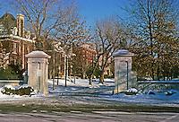 St. Louis: West End. Gates, Hortense Place. Photo '78.