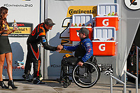 3rd place  #54 JDC-Miller MotorSports, Audi RS3 LMS TCR, TCR: Michael Johnson