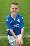 St Johnstone FC Academy Under 13's<br /> Ewan Loudon<br /> Picture by Graeme Hart.<br /> Copyright Perthshire Picture Agency<br /> Tel: 01738 623350  Mobile: 07990 594431