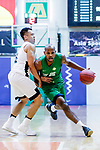 Austin Bryant M #23 of Tycoon Basketball Team goes to the basket against the HKPA during the Hong Kong Basketball League game between HKPA and Tycoon at Southorn Stadium on June 22, 2018 in Hong Kong. Photo by Yu Chun Christopher Wong / Power Sport Images