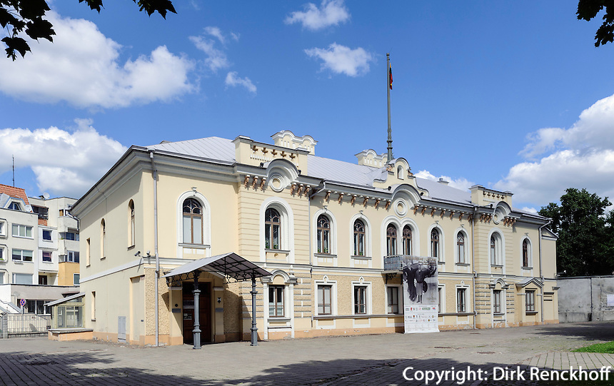 Ehemaliger Präsidentenpalast in Kaunas, Litauen, Europa