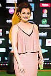 Dia Mirza attends to the photocall of IIFA Rocks 2016 at Ifema in Madrid. June 24. 2016. (ALTERPHOTOS/Borja B.Hojas)