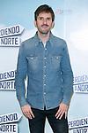 """Julian Lopez attend the """"Perdiendo El Norte"""" Movie Presentation at Intercontinental Hotel, Madrid,  Spain. March 03, 2015.(ALTERPHOTOS/)Carlos Dafonte)"""