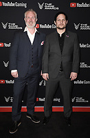 LOS ANGELES- DECEMBER 12: (L-R) Gordon Gardeback and Daniel Olsen attend the Game Awards 2019 at the Microsoft Theater on December 12, 2019 in Los Angeles, California. (Photo by Scott Kirkland/PictureGroup)