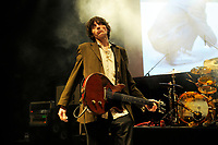 LONDON, ENGLAND - MARCH 25: Mark Keds of 'Senseless Things' performing at Shepherd's Bush Empire on March 25, 2017 in London, England.<br /> CAP/MAR<br /> ©MAR/Capital Pictures