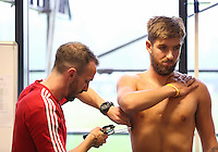 Pictured: Josh Vickers Sunday 28 June 2015<br />