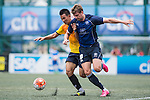 Thai Youth Football Home vs HKFC Captain's Select during the Main of the HKFC Citi Soccer Sevens on 21 May 2016 in the Hong Kong Footbal Club, Hong Kong, China. Photo by Li Man Yuen / Power Sport Images